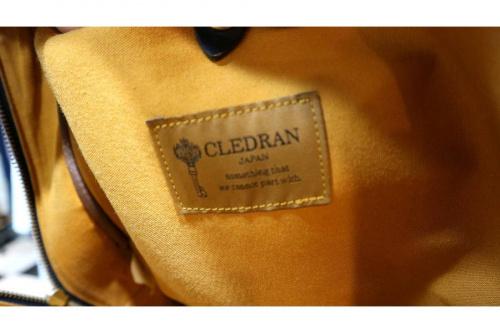 クレドランのデイバッグ