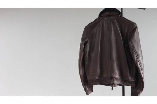 ブランドのレザージャケット