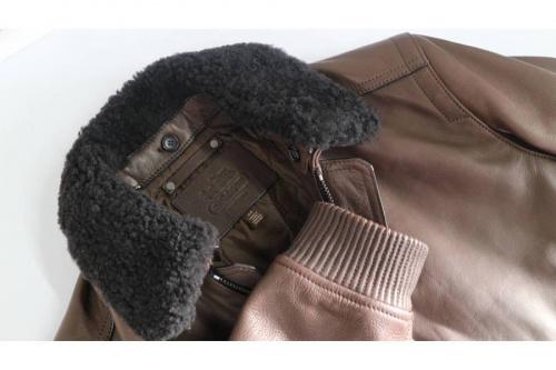 レザージャケットの古着買取