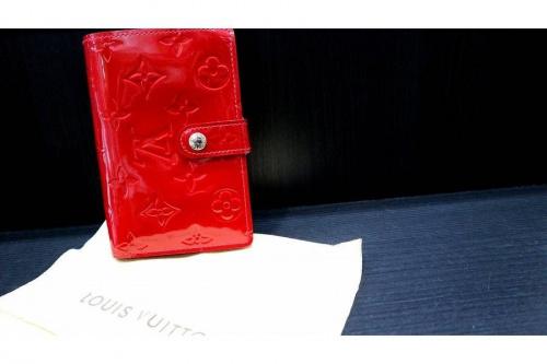 ヴェルニのガマ口財布