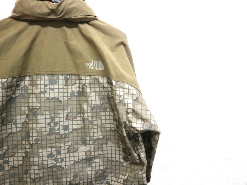 HYDRENA CAMOUFLAGE JACKETの19ss