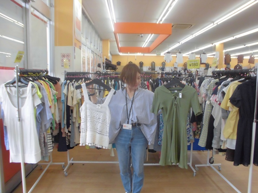 洋服が180円!?激安商品を大量追加!!