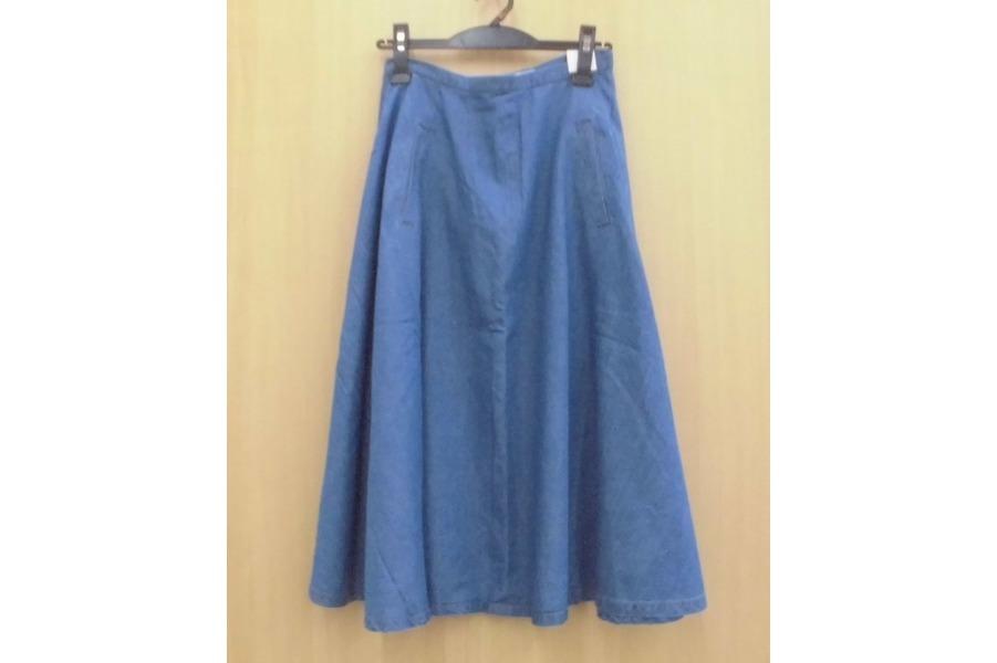 春物 スカートのロングスカート