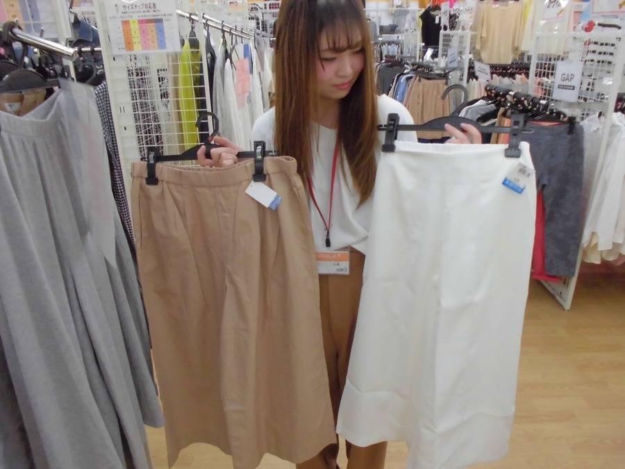 お買取情報〜☆★春服売るなら今がお得!!