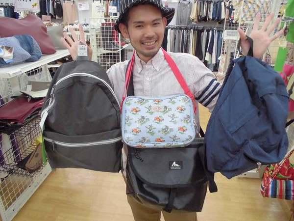 【求む!】人気の定番バッグが入荷しました♪ バッグお買取強化中ですよ!!!!