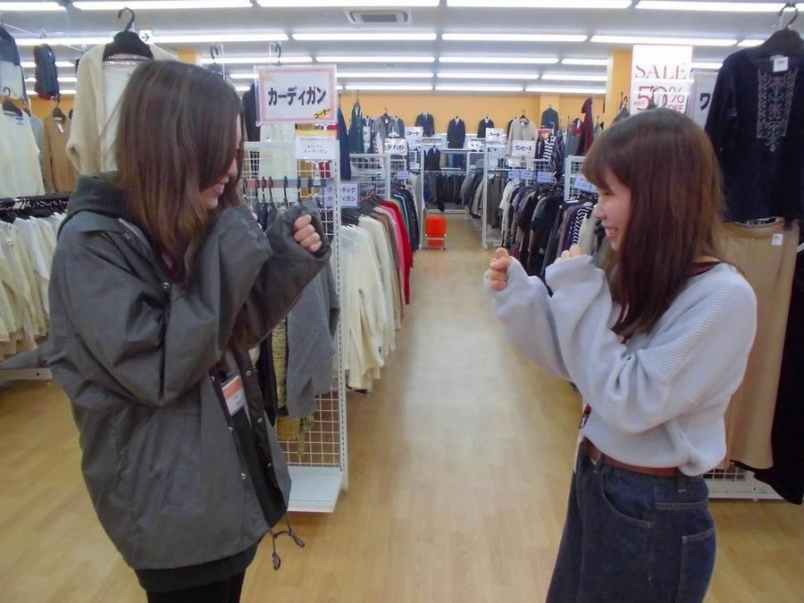 「どちらが安くコーディネートできるか!?」ユーズレット久喜店コーディネートバトル!!