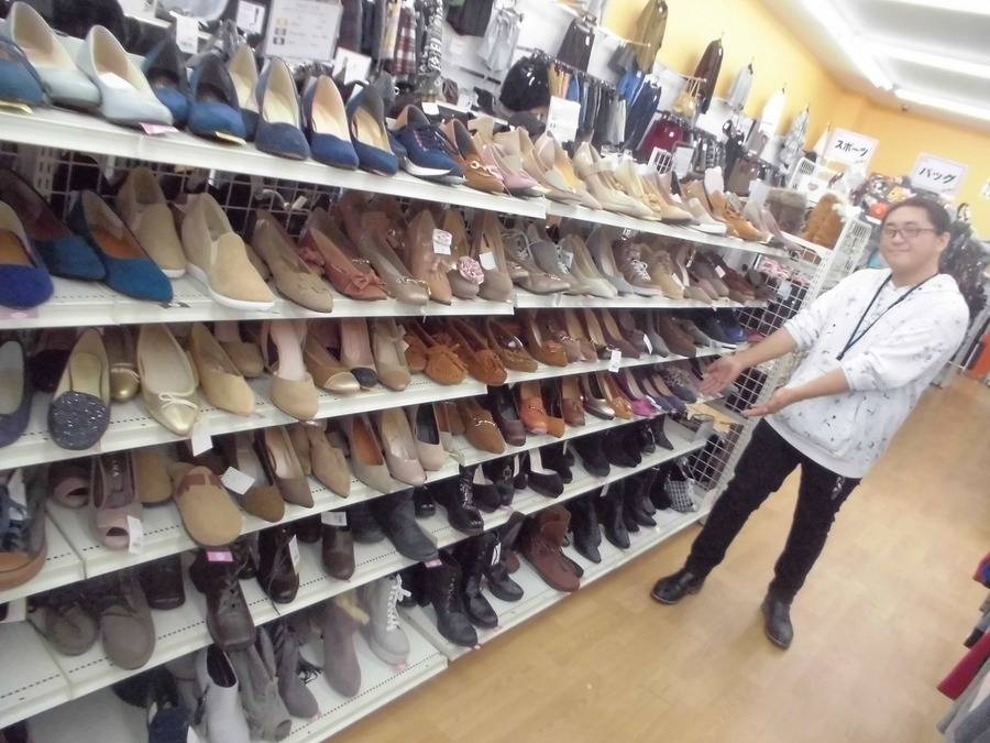 \★★★秋物の靴大量入荷★★★/お得にGETするなら今がチャンス!![ユーズレット久喜]