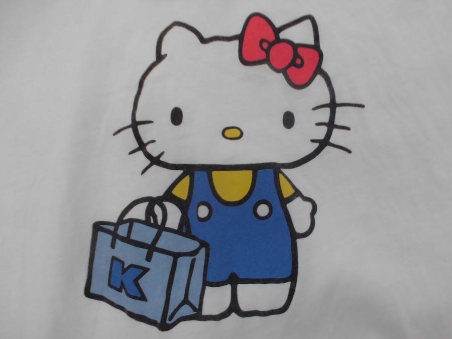 ハローキティ!キティちゃんがユーズレット久喜店にやってきた!?