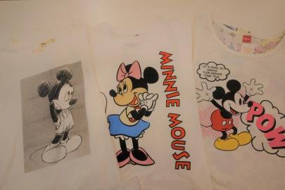 「Disneyの古着 」