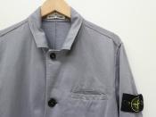 コットンを圧縮した薄手のジャケット!STONE ILAND(ストーンアイランド)