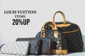 【*20%UP超高額支払いキャンペーン!!*】当店を必ずご利用ください。LOUIS VUITTON(ルイヴィトン)