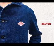 【*大人のワークウェア*】DANTON(ダントン)GOODアイテム買取入荷しています!