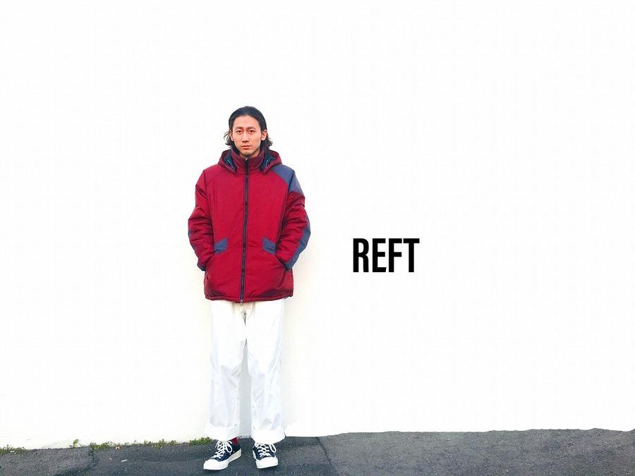 「アメカジブランドのREFT 」