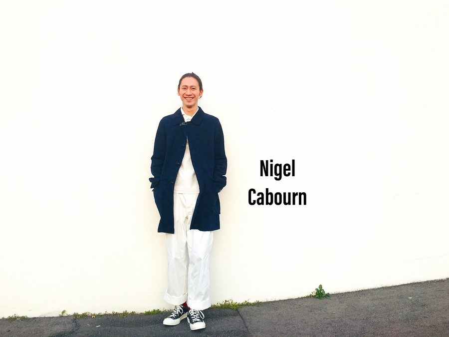 「アメカジブランドのNIGEL CABOURN 」
