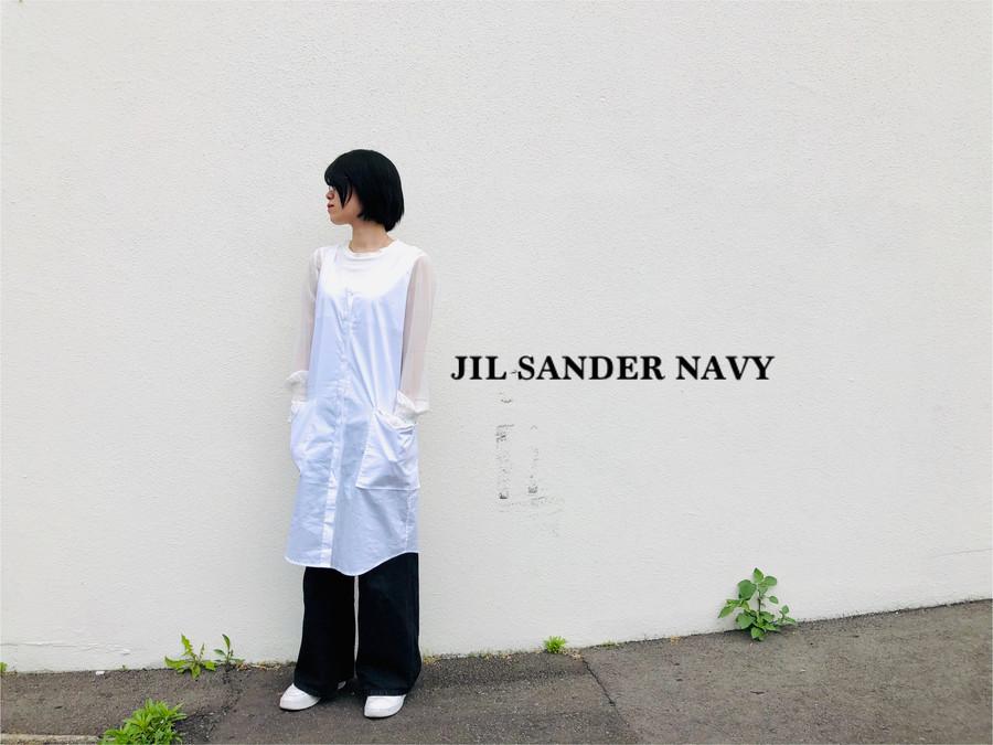 「インポートブランドのJIL SANDER NAVY 」