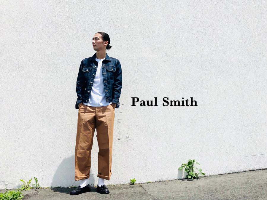 「インポートブランドのPaulSmith  」