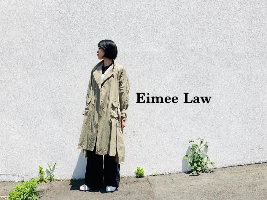 「ナチュラルブランドのeimee law 」