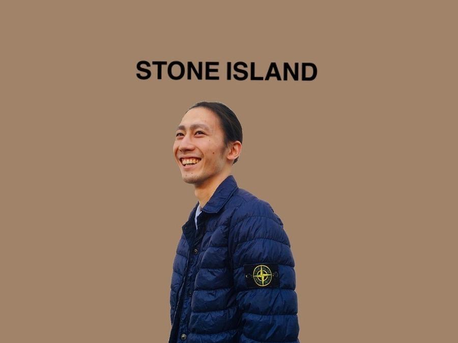 「インポートブランドのSTONE ISLAND 」