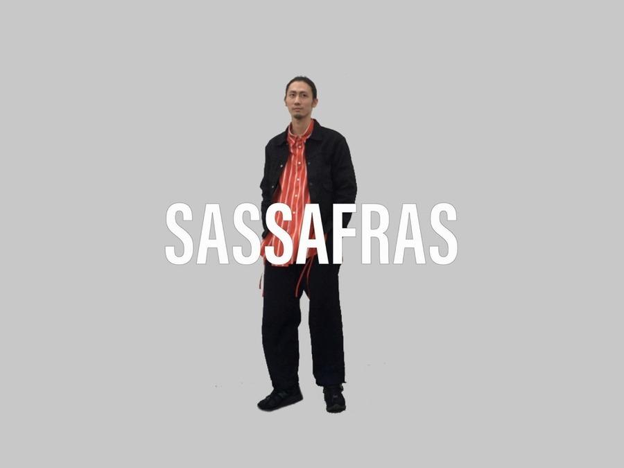 「ワークブランドのSASSAFRAS 」