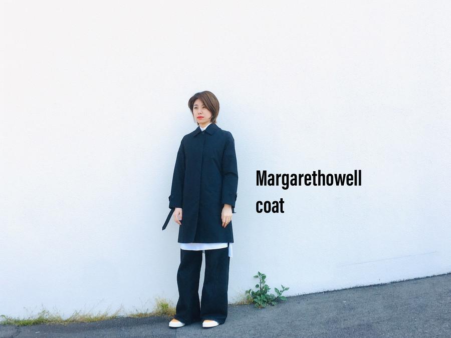 「ナチュラルブランドのMARGARET HOWELL 」