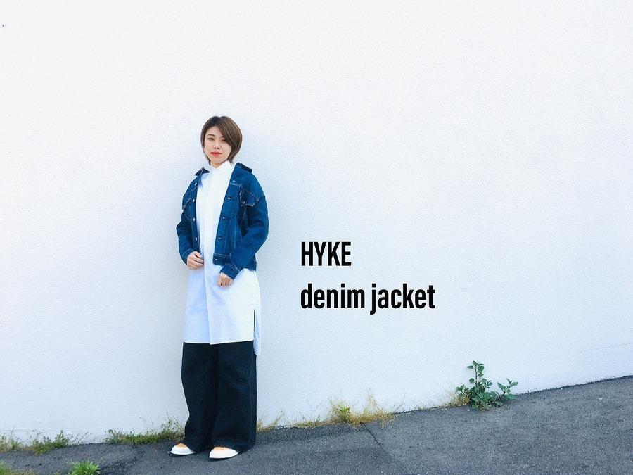 「ドメスティックブランドのHYKE 」