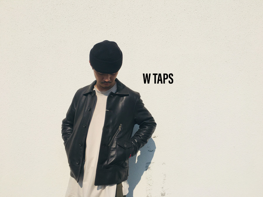 「インポートブランドのW TAPS 」