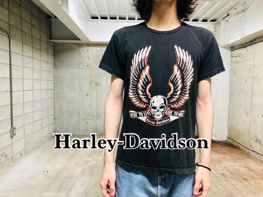 「アメカジブランドのHARLEY-DAVIDSON 」
