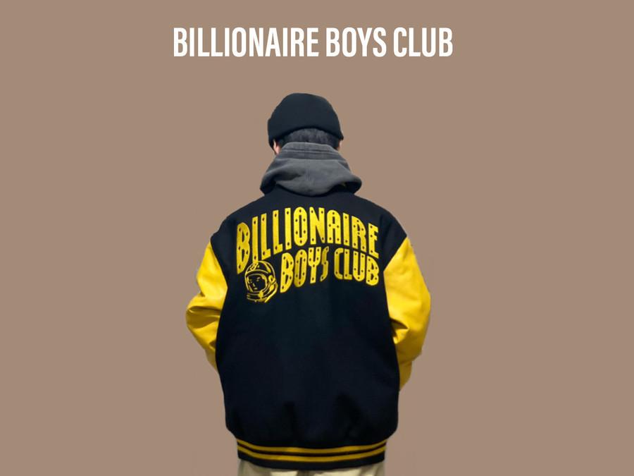 「ストリートブランドのBILLIONAIRE BOYS CLUB 」