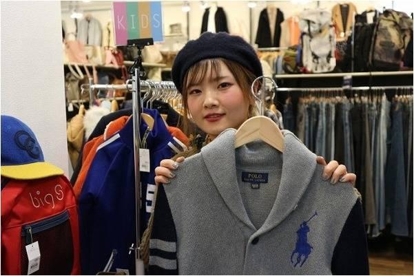 【キッズ】今年最後のお買物、当店でしてみませんか?【古着 買取 トレファクスタイル岸和田店】