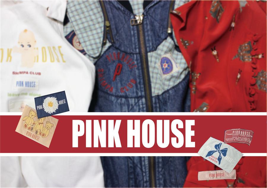 【再注目】PINK HOUSE(ピンク ハウス)を売るなら今!