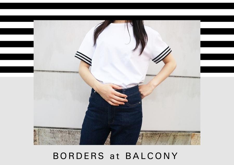 """【高評価!】""""BORDERS at BALCONY(ボーダーズアットバルコニー)"""""""