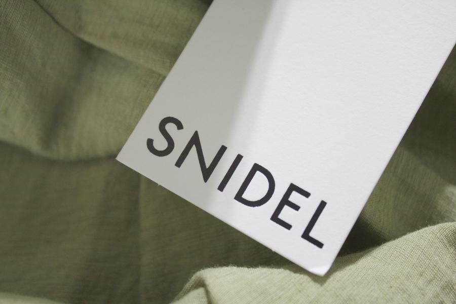 「スナイデルのSNIDEL 」