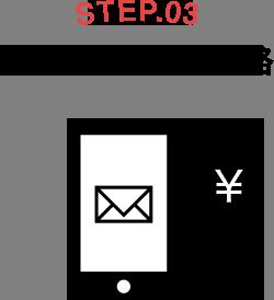 STEP.03 査定結果のご連絡