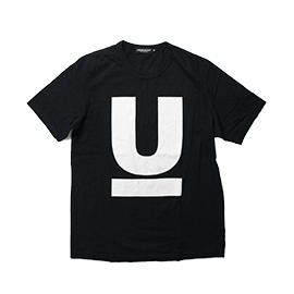 UロゴTシャツ
