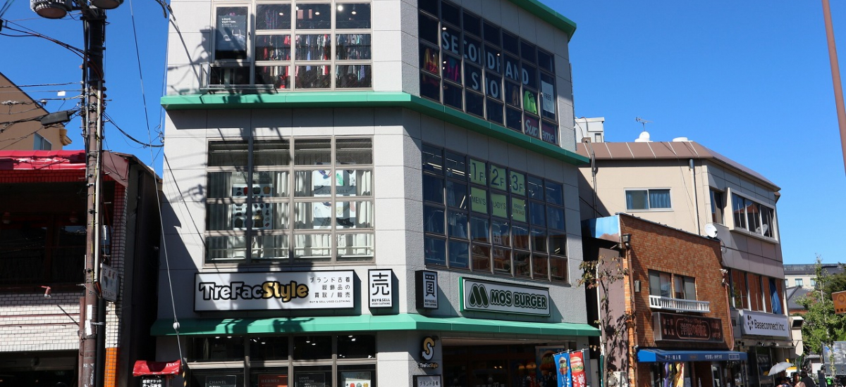 トレファクスタイル烏丸今出川店 店舗写真