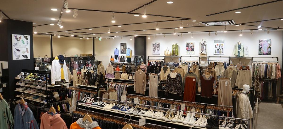 トレファクスタイルイオンモール鶴見緑地店 店舗写真