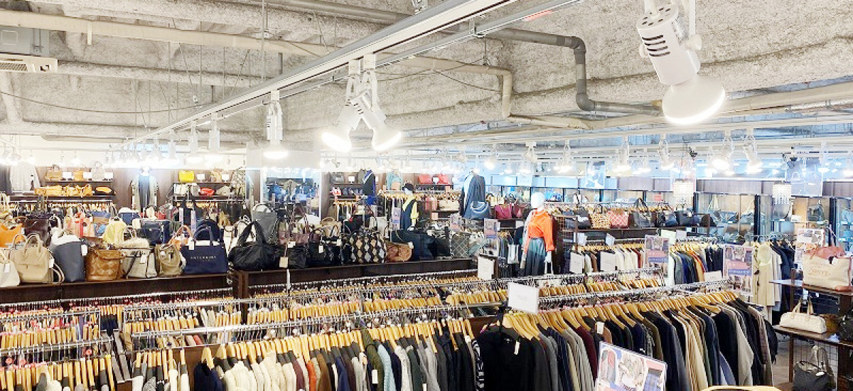 トレファクスタイル八千代店 店舗写真