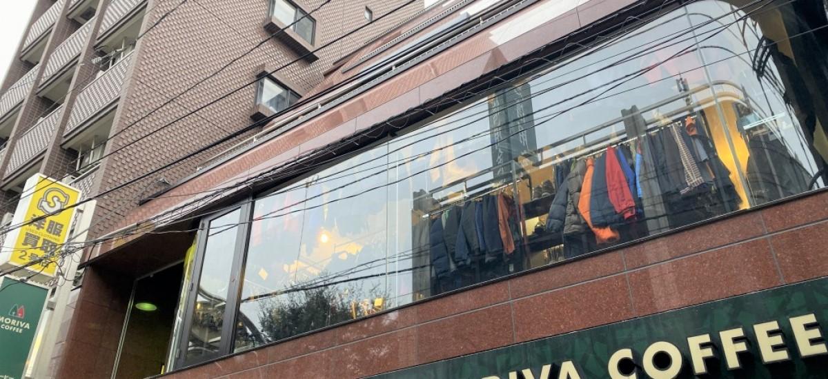 トレファクスタイル調布仙川店メンズ館 店舗写真