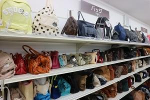 こだわりたいバッグも様々な種類で展開!