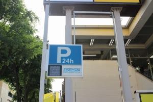 町田成瀬店といえば大型駐車場!!