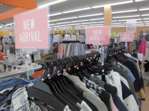 商品は毎日入荷します!いつきても新しい発見がある楽しいお店!
